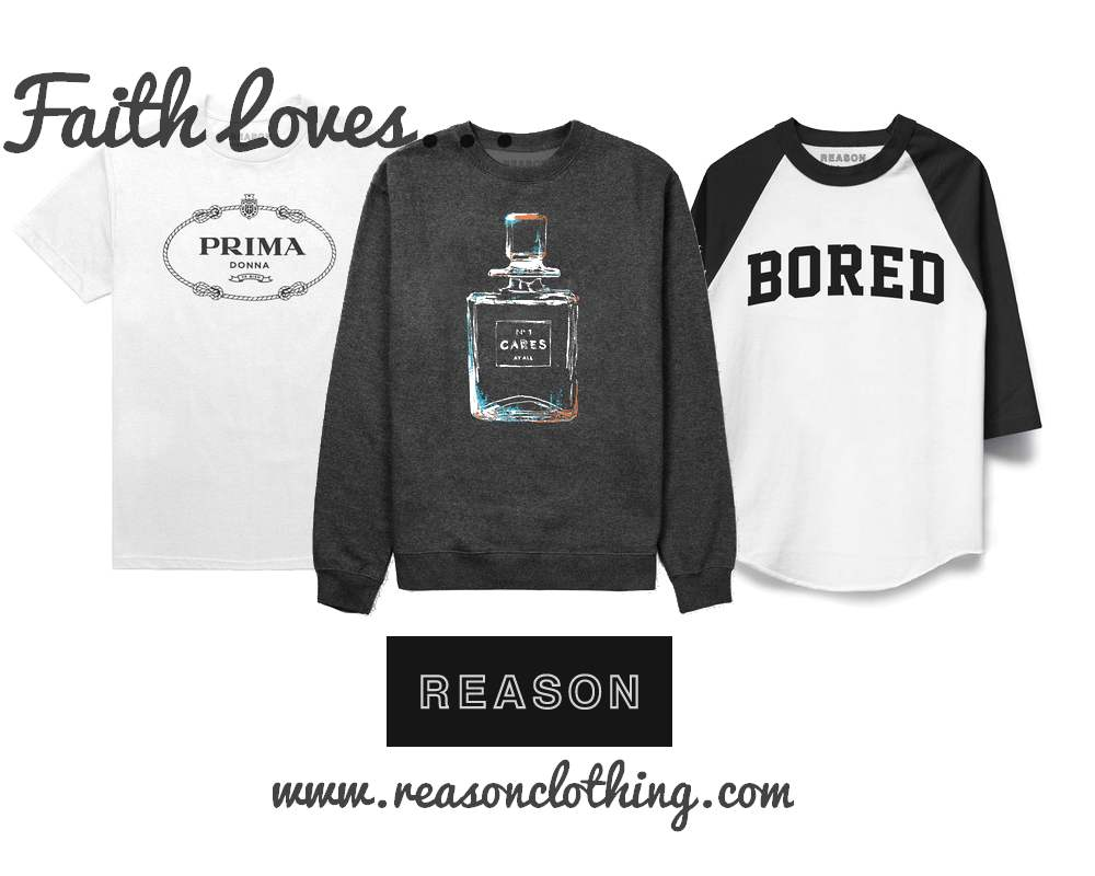 Faith loves... Reasonclothing.com